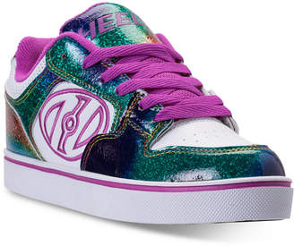 Heelys Girls' Motion Casual Skate Sneakers from Finish Line $59.99 thestylecure.com