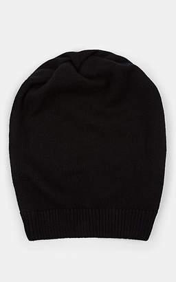 Barneys New York Men's Cashmere Beanie - Black