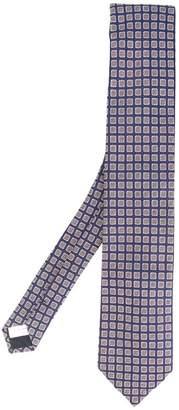 Lardini checked tie