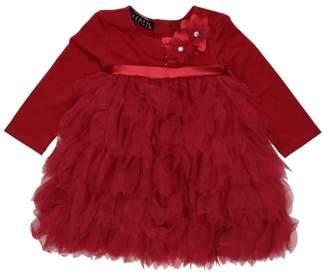 Biscotti L/s Petal Dress