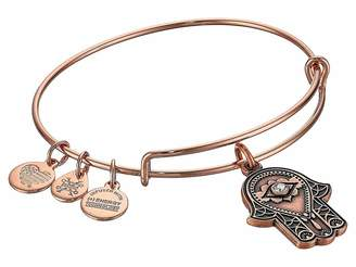 Alex and Ani Path of Symbols-Hand of Fatima III Bangle