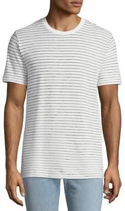 Rag & Bone Men's Railroad Stripe T-Shirt