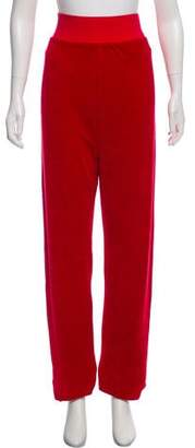 Juicy Couture Vetements x 2017 Velour Track Pants w/ Tags