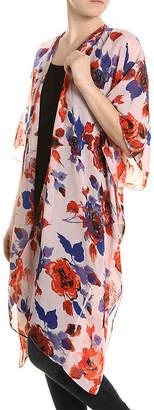 Kelly & Katie Floral Kimono - Women's
