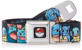 Pokemon Buckle Down Buckle-Down Seatbelt Belt XL