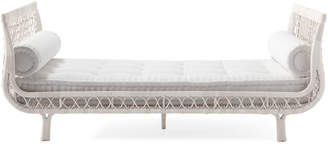 Serena & Lily Capistrano Outdoor Daybed - Driftwood