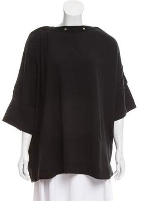 Givenchy Oversize Knit Top