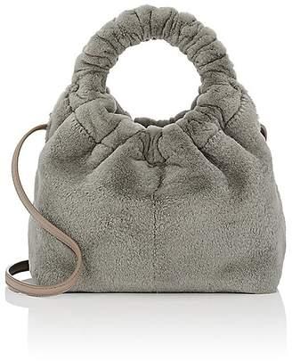 The Row Women's Circle Mink Fur Small Bag