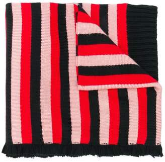 Sonia Rykiel long striped scarf