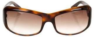 Versace Medusa Tortoiseshell Sunglasses