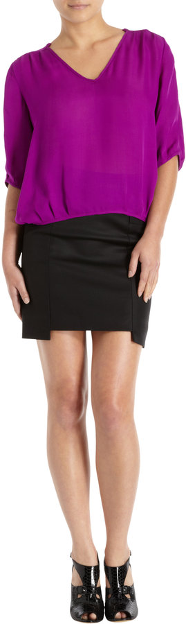 ICB Suiting Skirt