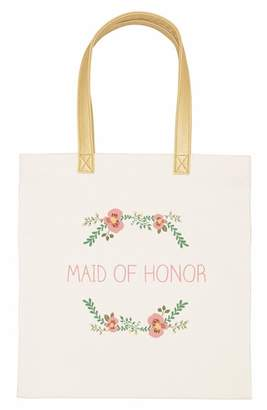 Cathy's Concepts Bridesmaid Canvas Tote