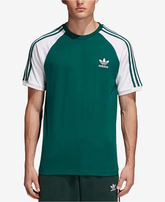 adidas Men's Originals Three-Stripes T-Shirt