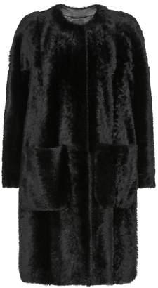 Max Mara S Orma shearling coat