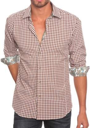 Jared Lang Dress Shirt Style # MAD707