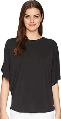 Splendid Women's Cold Shoulder Top Solid