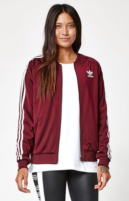 adidas Supergirl Track Jacket $70 thestylecure.com