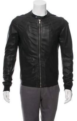 Rick Owens Strutter Leather Jacket