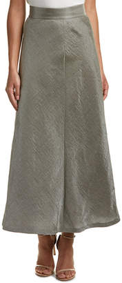 Lafayette 148 New York Gwenyth Linen-Blend Maxi Skirt