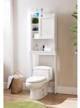 "Beachcrest Home Nemeth 24"" W x 67"" H Over the Toilet Storage"