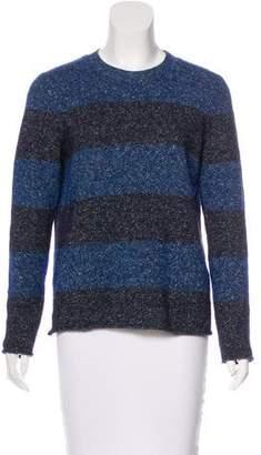 Jenni Kayne Textured Scoop Neck Sweater