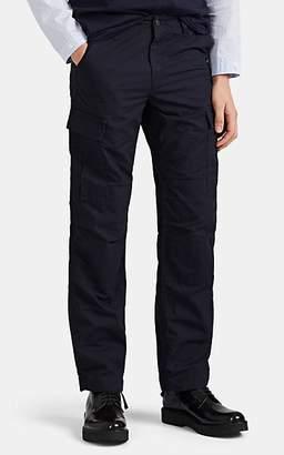 Carhartt Work in Progress Men's Columbia-Fit Cotton Cargo Pants - Navy