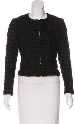 Ted Baker Long Sleeve Knit Jacket