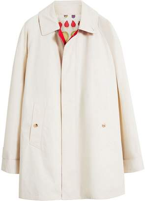 Burberry Reissued waxed gabardine car coat