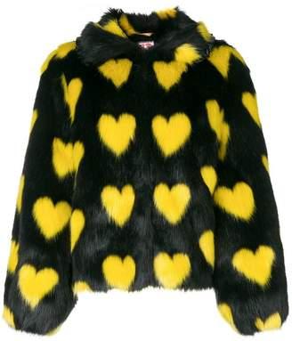 Cullen Shrimps faux fur jacket