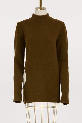 Rick Owens Wool and yak sweater
