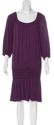 Max Studio Knee-Length Dress