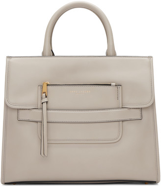 Marc Jacobs Taupe Madison Tote $595 thestylecure.com