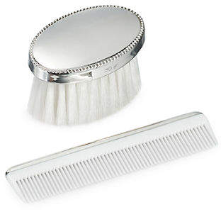 Mikasa Sterling Silver Brush and Comb set