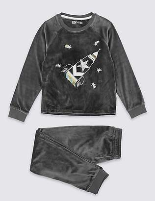 Marks and Spencer Lost In Space Pyjamas (3-16 Years)