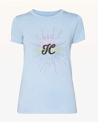 Juicy Couture Ombre Crystal Burst Tee