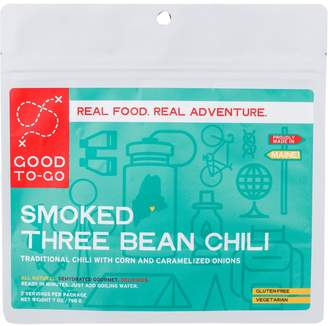 Good To Go Good To-Go Smoked Three Bean Chili Entree - 2 Servings