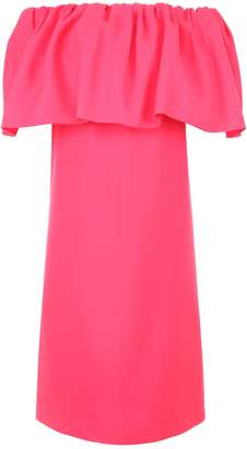 Gianluca Capannolo Edna Off-the-shoulder Dress