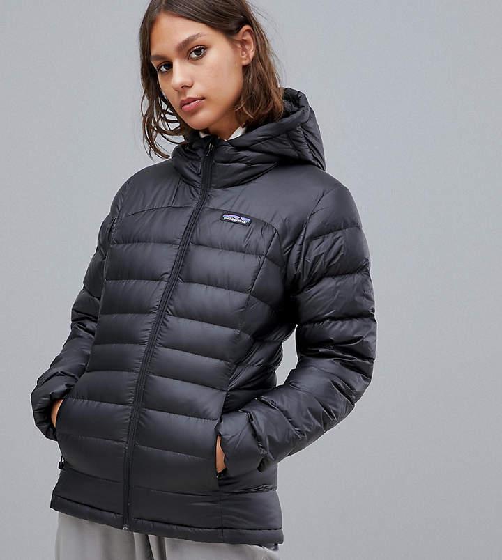 Hi-Loft Down Hoody Jacket in Black