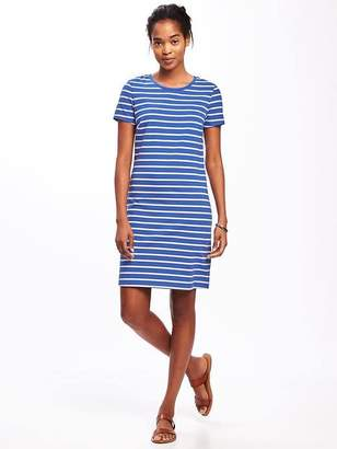 Old Navy Crew-Neck Tee Dress for Women