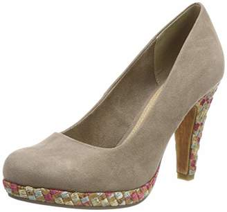 Marco Tozzi Women's 2-2-22423-32 Platform Heels