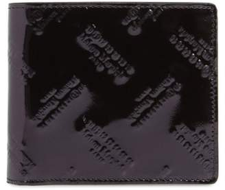 Maison Margiela Embossed Leather Wallet
