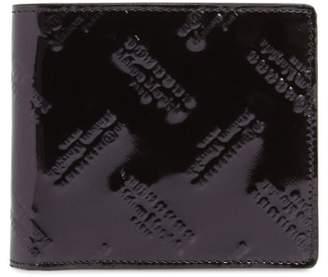 Maison Margiela Embossed Leather Wallet
