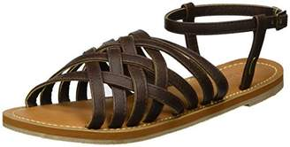O'Neill Women's Fw Braided Ankle Brown Size: