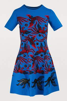 Kenzo Animal print dress