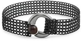 MANGO Afri Braided Belt
