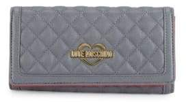 Love Moschino Super Quilted Wallet