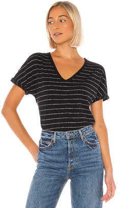 c053386849 Womens Black And White Striped Shirt - ShopStyle
