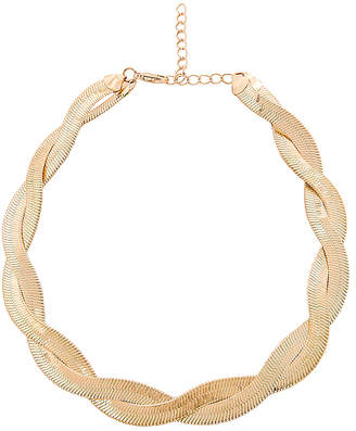 EIGHT by GJENMI JEWELRY Braid Me Up Choker