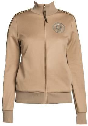 Fendi Logo Stripe Track Jacket