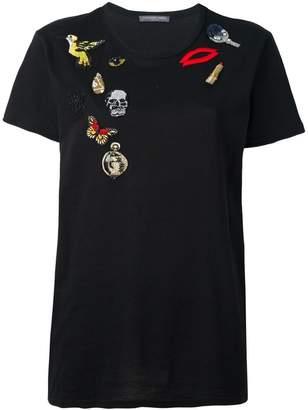 Alexander McQueen 'Obsession' T-shirt
